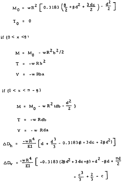 Closed Circular Ring Formulas, Case 11